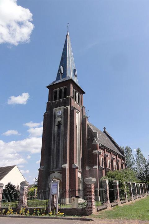 Eglise de Caumont
