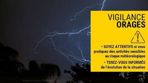 Vigilance orages